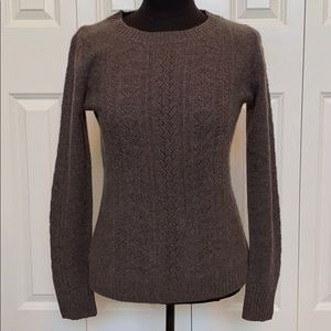 Laundry 100% cashmere sweater. Size S